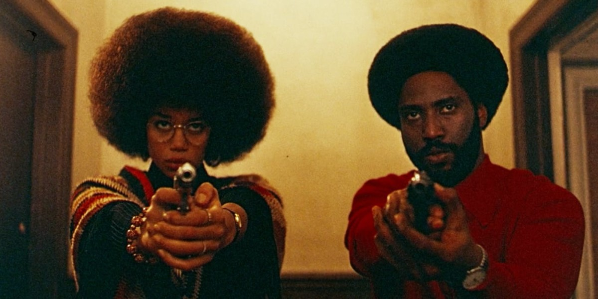 """Spike Lee Taps Both Humor and Tragedy in """"BlacKkKlansman"""" (Review)"""