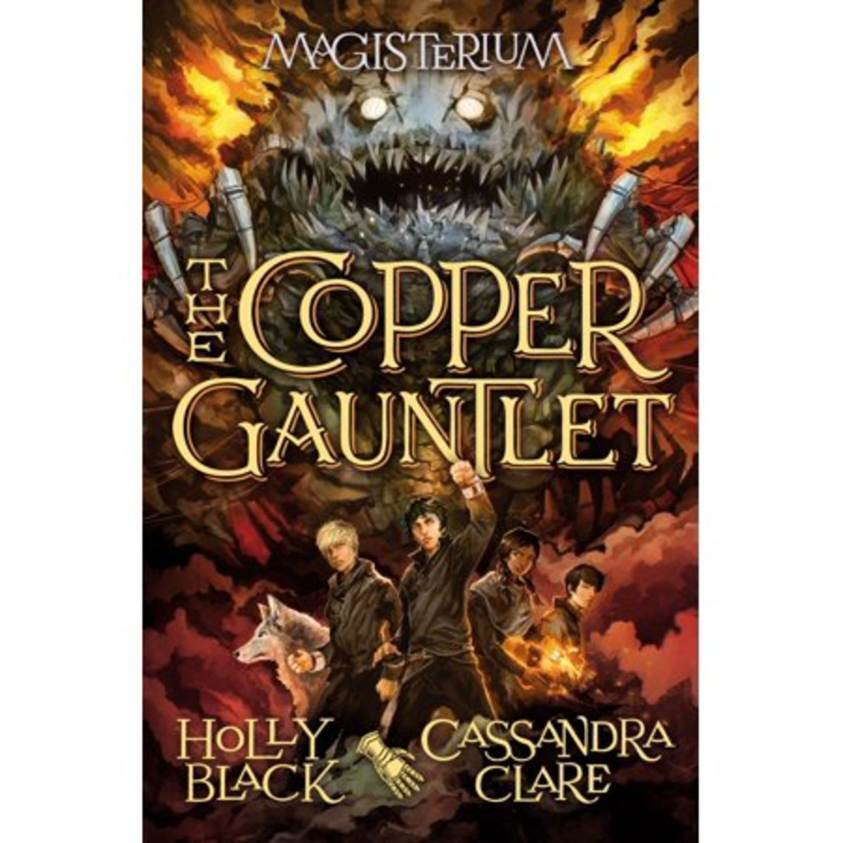 The Copper Gauntlet by Holly Black & Cassandra Clare