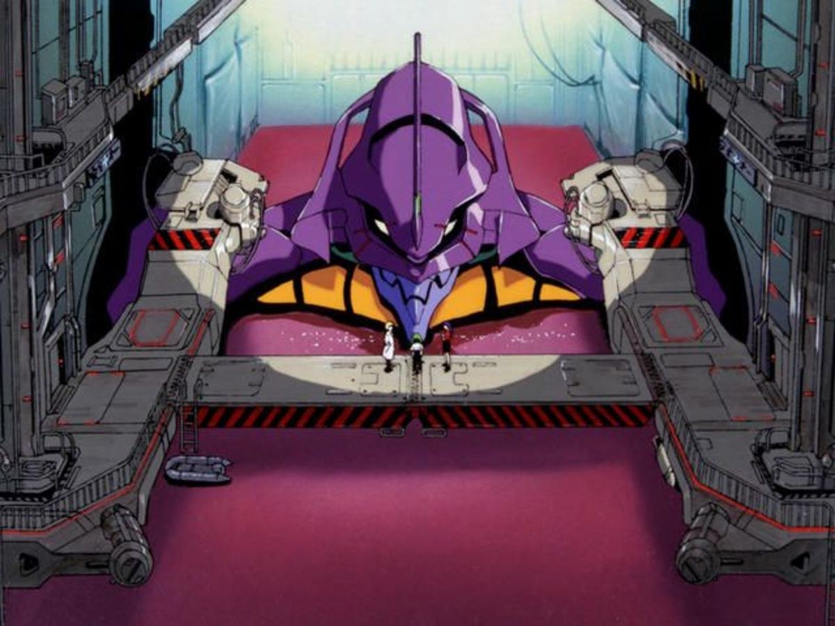 If the EVA Unit is a Mecha or Not