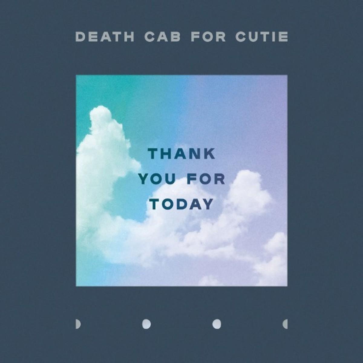 Death Cab for Cutie Keep It Familiar on