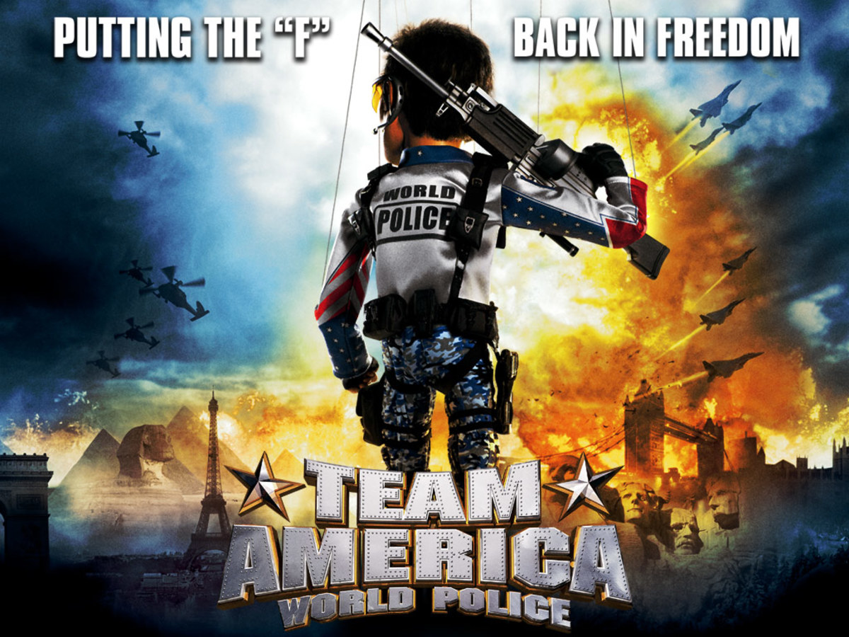 Should I Watch..? 'Team America: World Police'