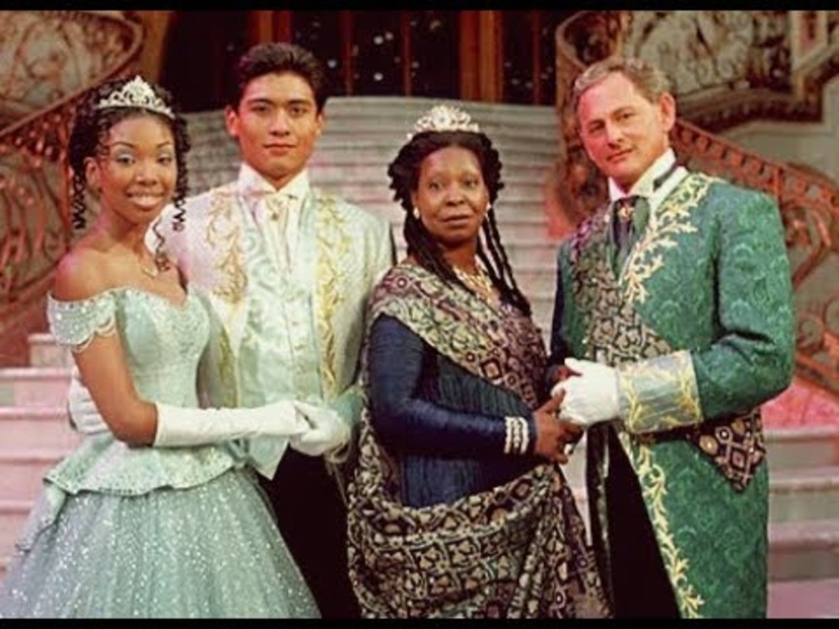 Rodgers and Hammerstein's Cinderella With Brandy Is a Timeless American Classic