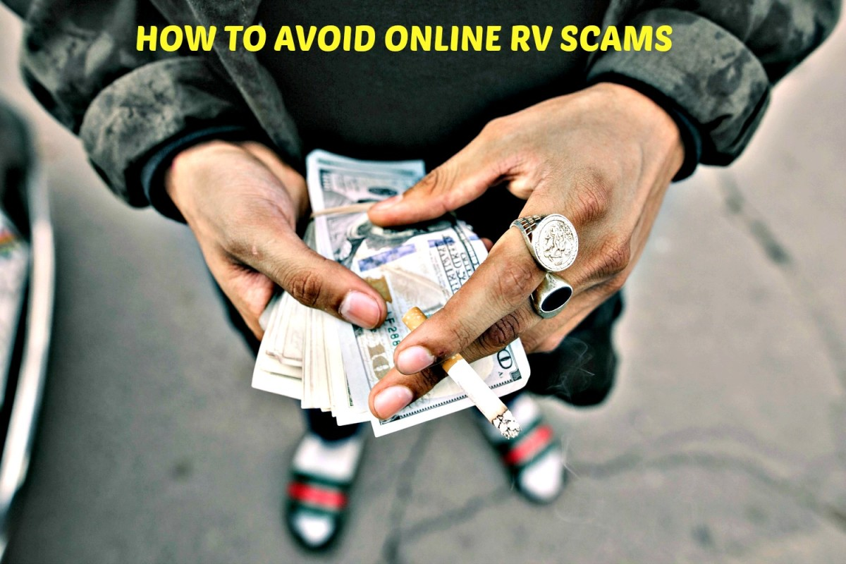 How to Protect Yourself From Online RV Scams
