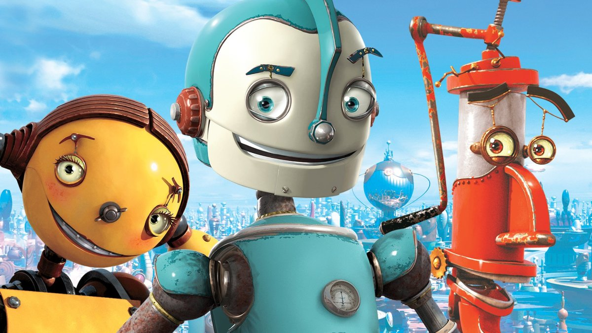 The Heartfelt Message Behind 2005's 'Robots'