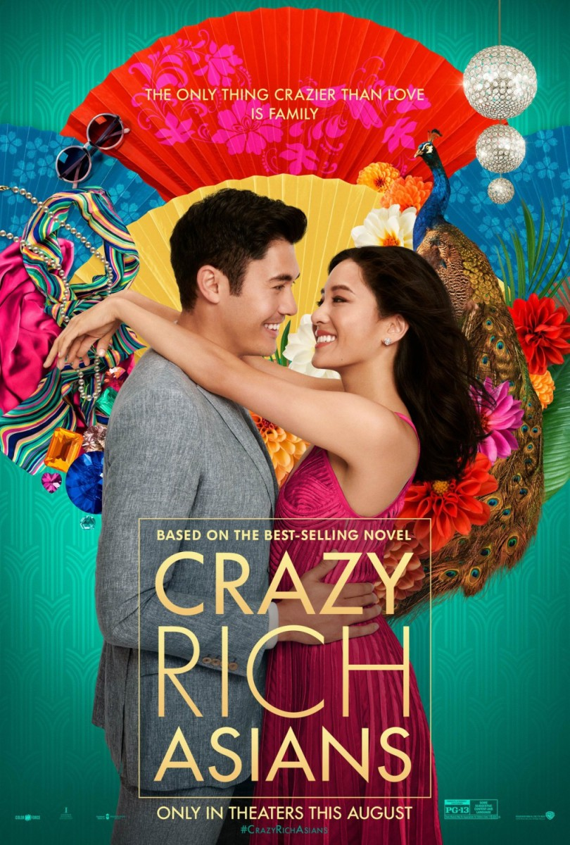 "Movie Review: ""Crazy Rich Asians"""