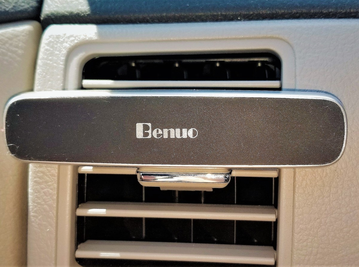Review of Benuo Magnetic Car Phone Mount