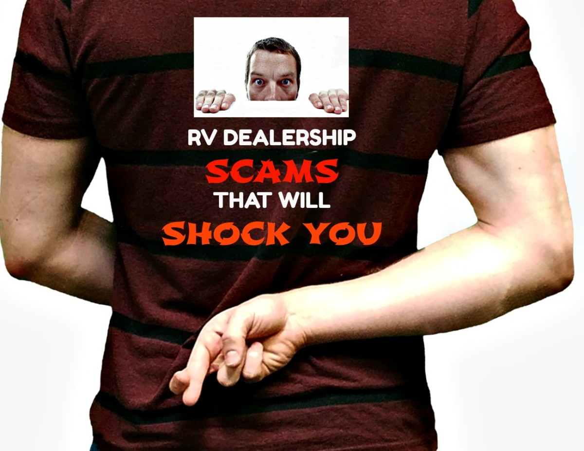 RV Dealership Scams That Will Shock You