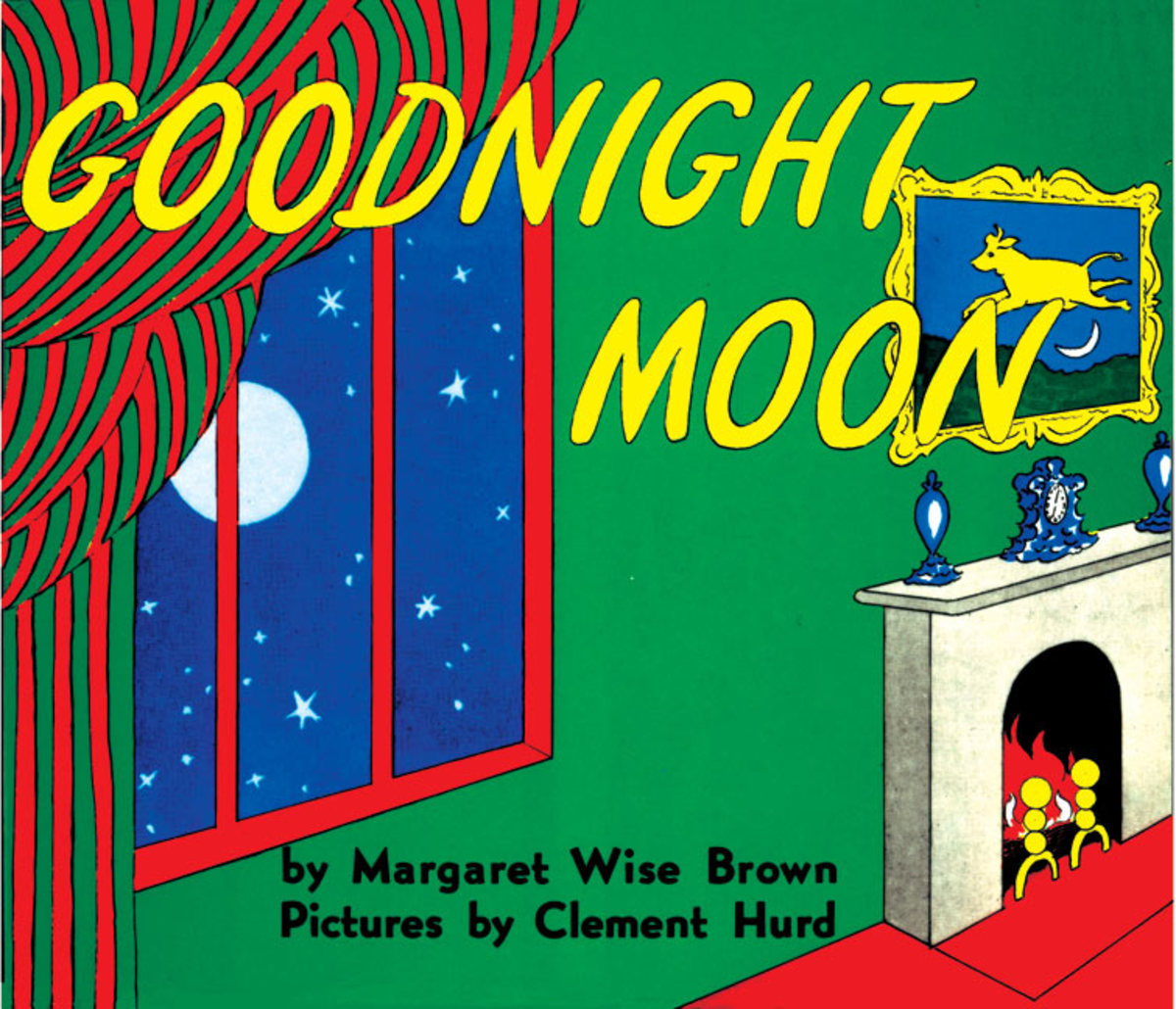 This classic book is written by Margaret Wise Brown. She spent her first royalty check as a writer on a flower cart full of flowers and once was yelled at by a Parisian hotel owner for bringing orange trees and live birds into her room.