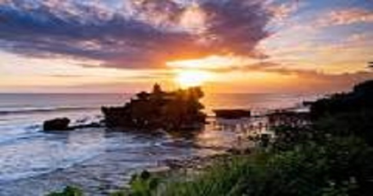 Bali in My Imagination