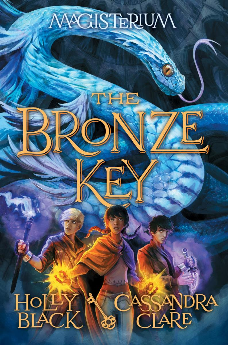 the-bronze-key-by-holly-black-cassandra-clare