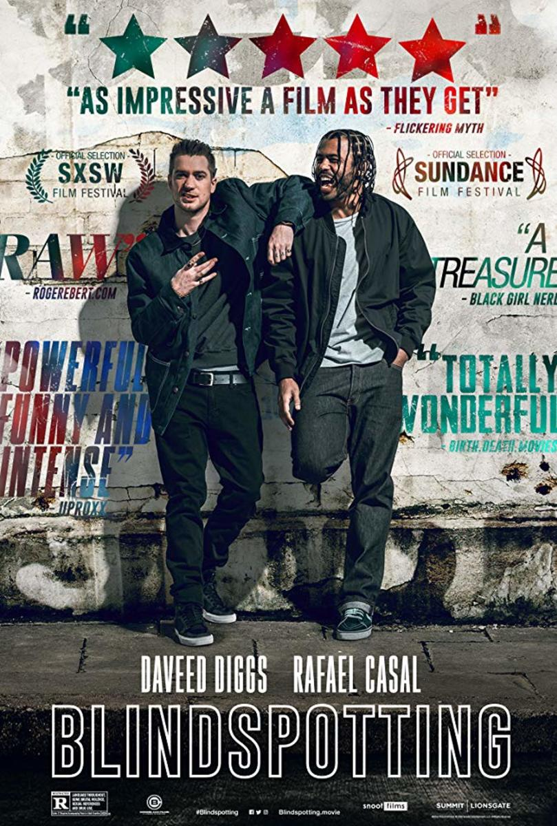 More Than Halfway Home: 'Blindspotting' Review