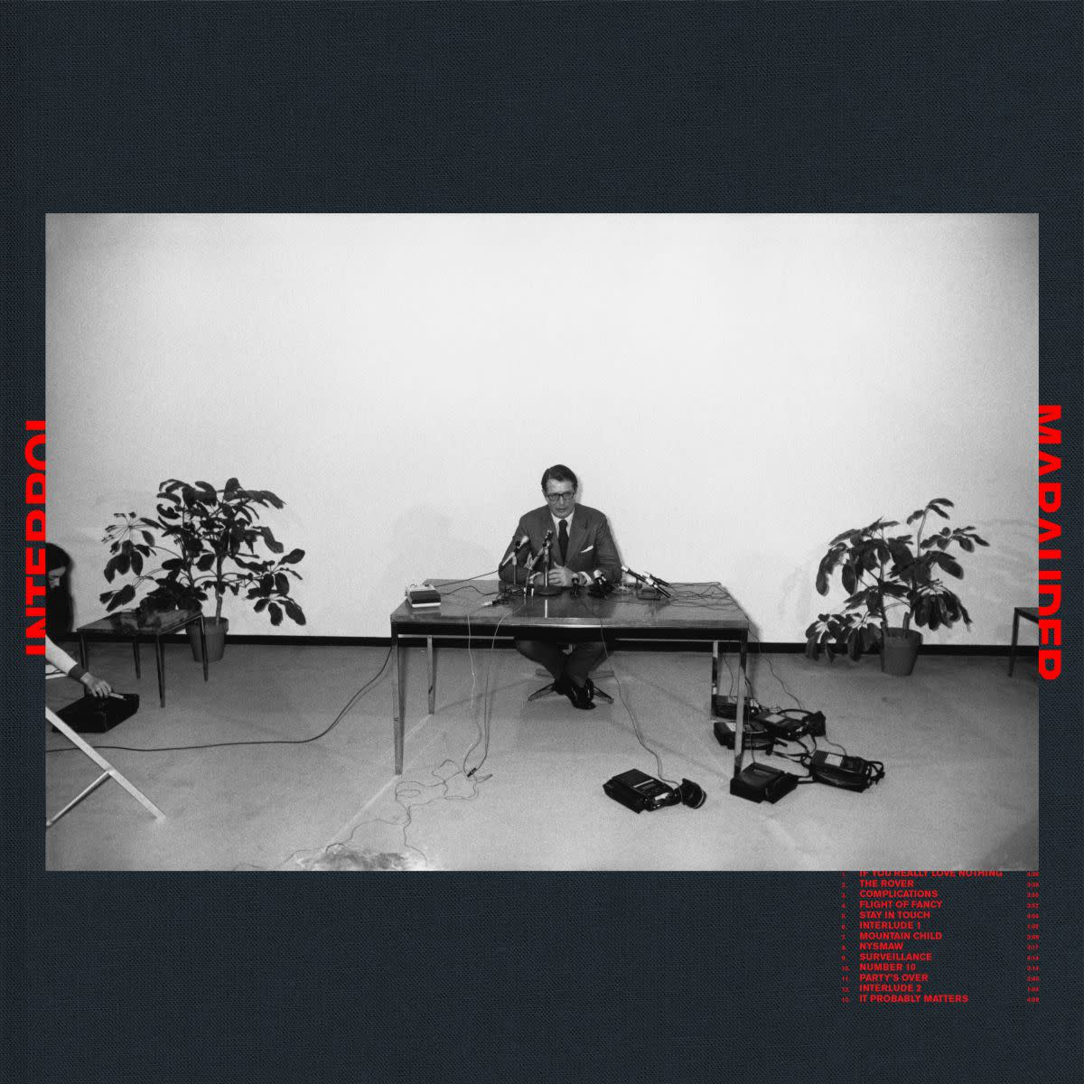 "Interpol—""Marauder"" Review"
