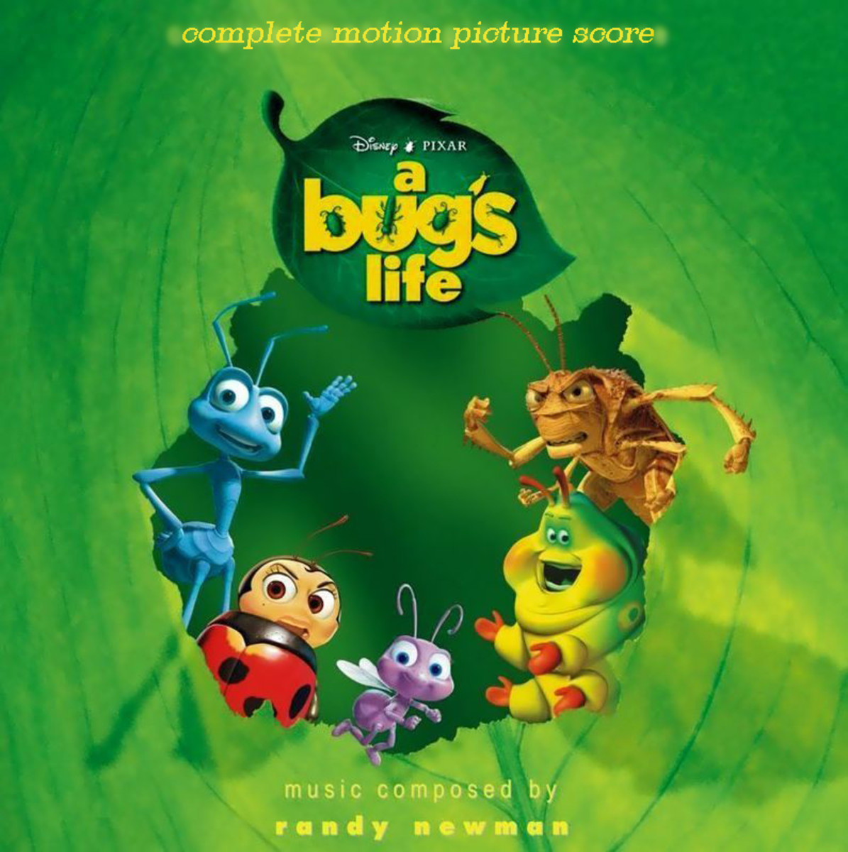 A Bug's Life and Colonialism