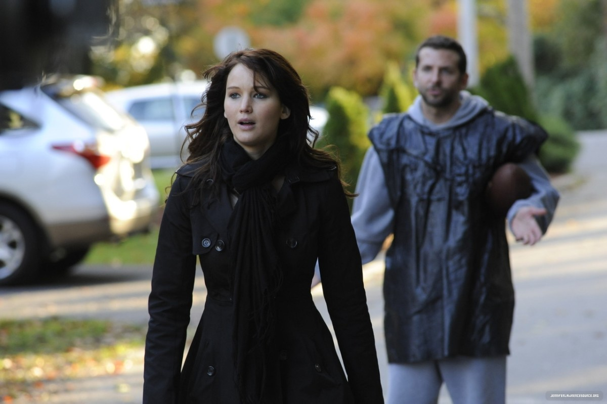 Silver Lining's Playbook.