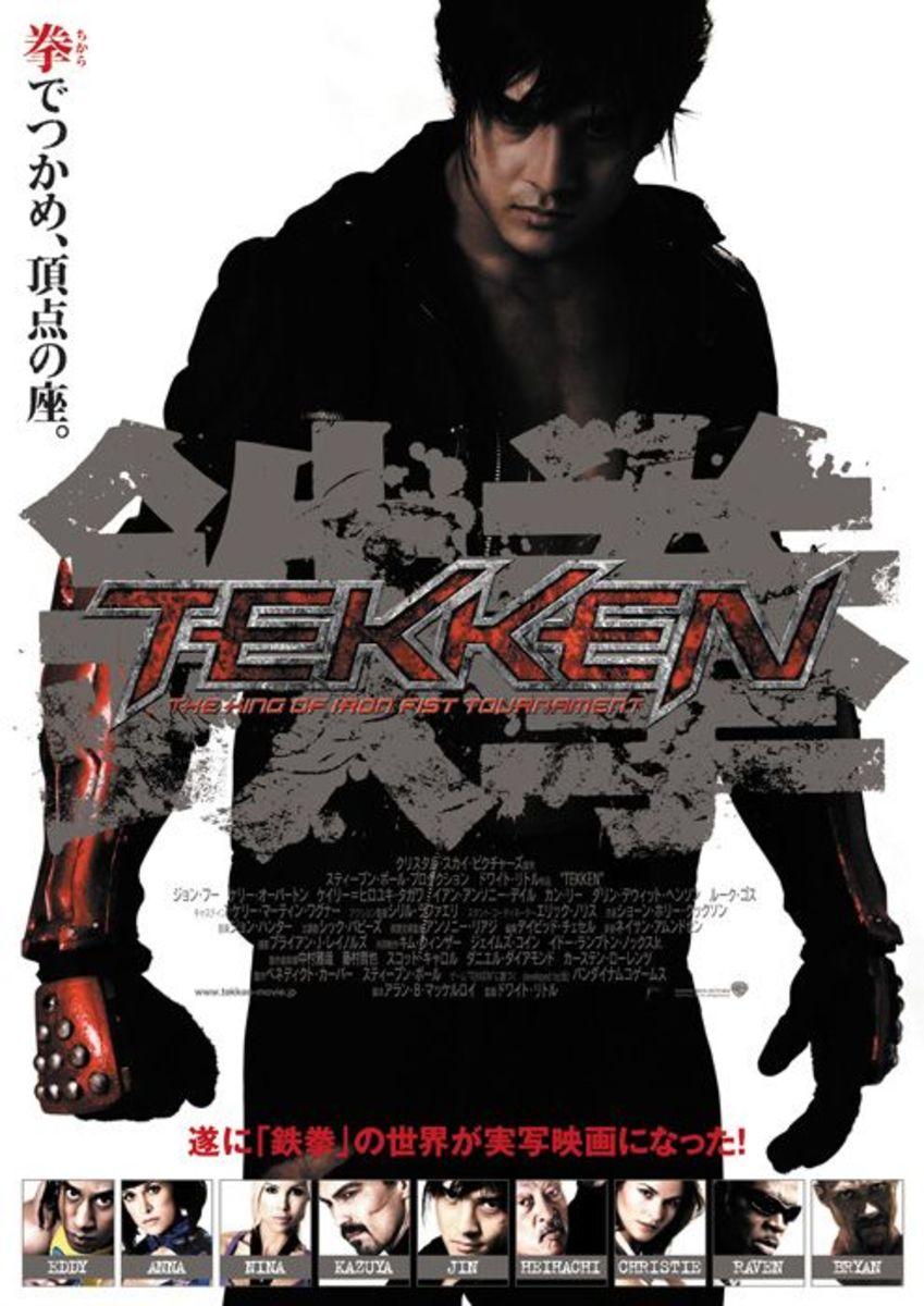 Should I Watch..? 'Tekken' (2010)