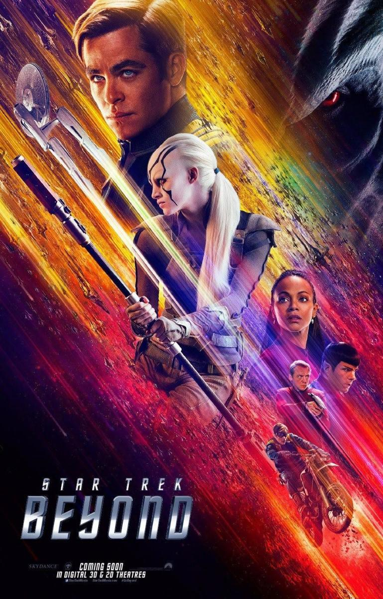 Should I Watch..? 'Star Trek Beyond'