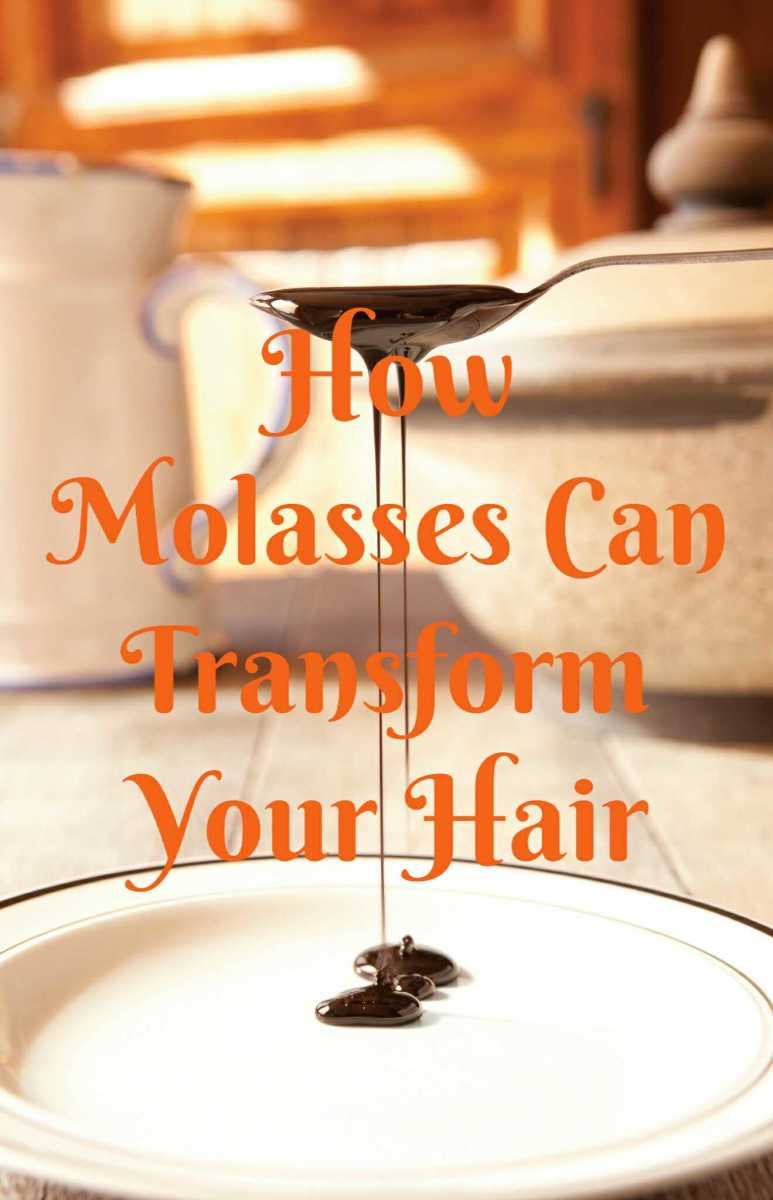 E'Tae Carmel Review: Transform Your Natural Hair With Molasses and Bananas