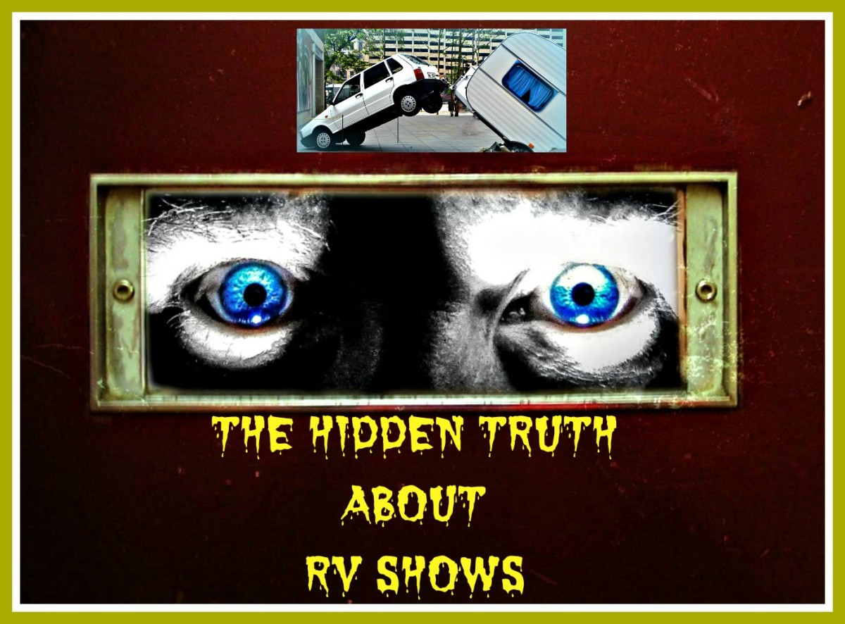 What Is the Hidden Truth About RV Shows?