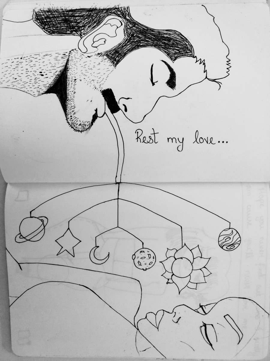 Rest, Love - W h o I s I