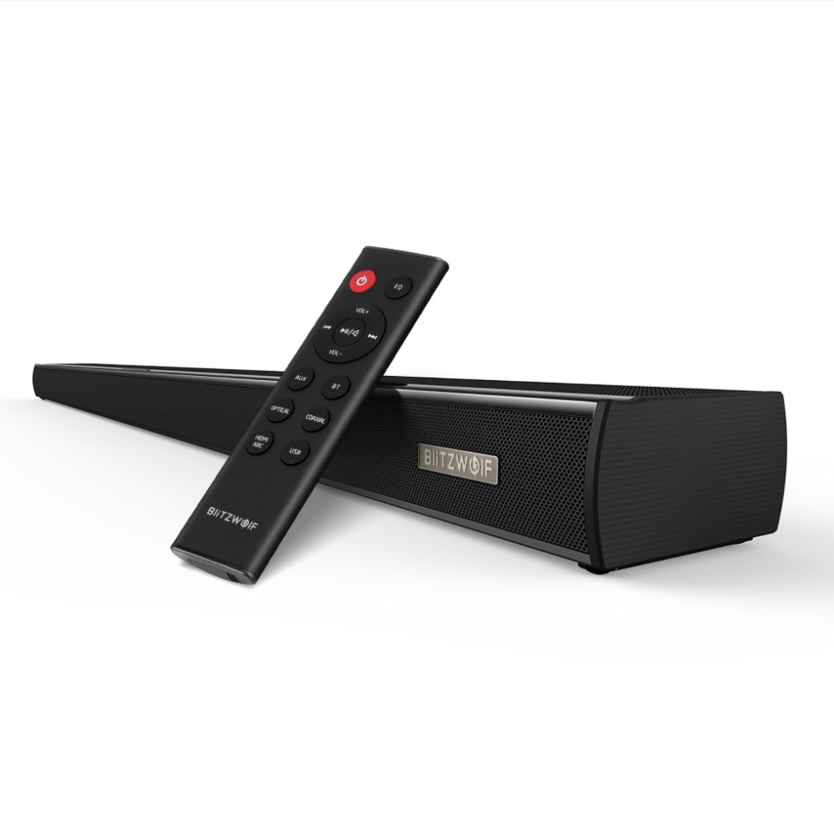 BlitzWolf BW-SDB1 2.0 Channel Wireless Sound Bar Review