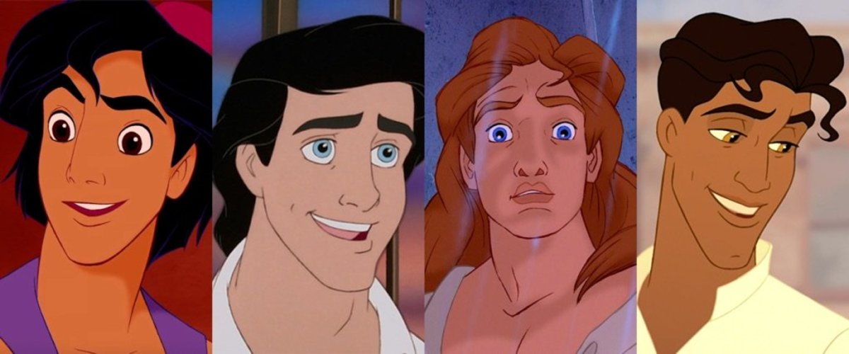 Disney Princes Are Mostly Awful