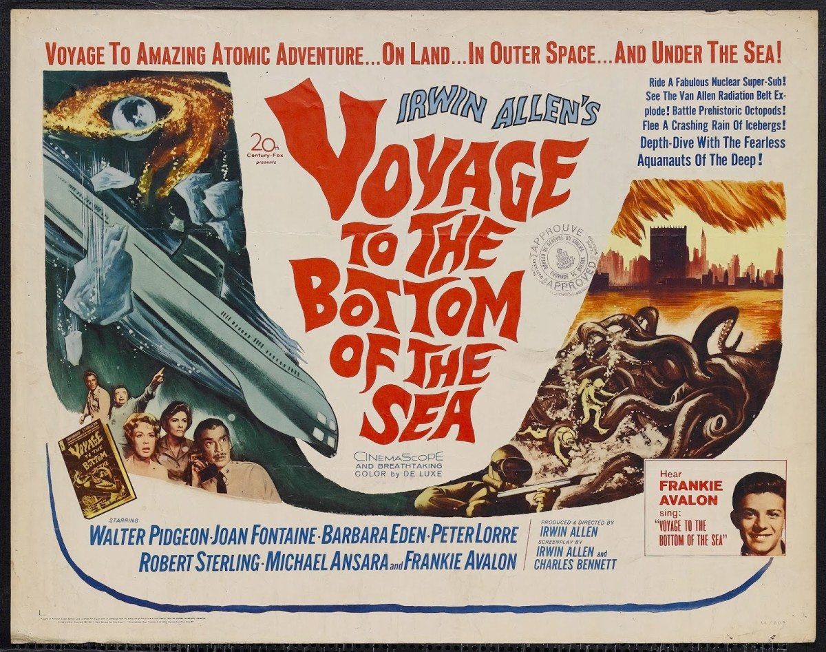 Should I Watch..? Voyage To The Bottom Of The Sea