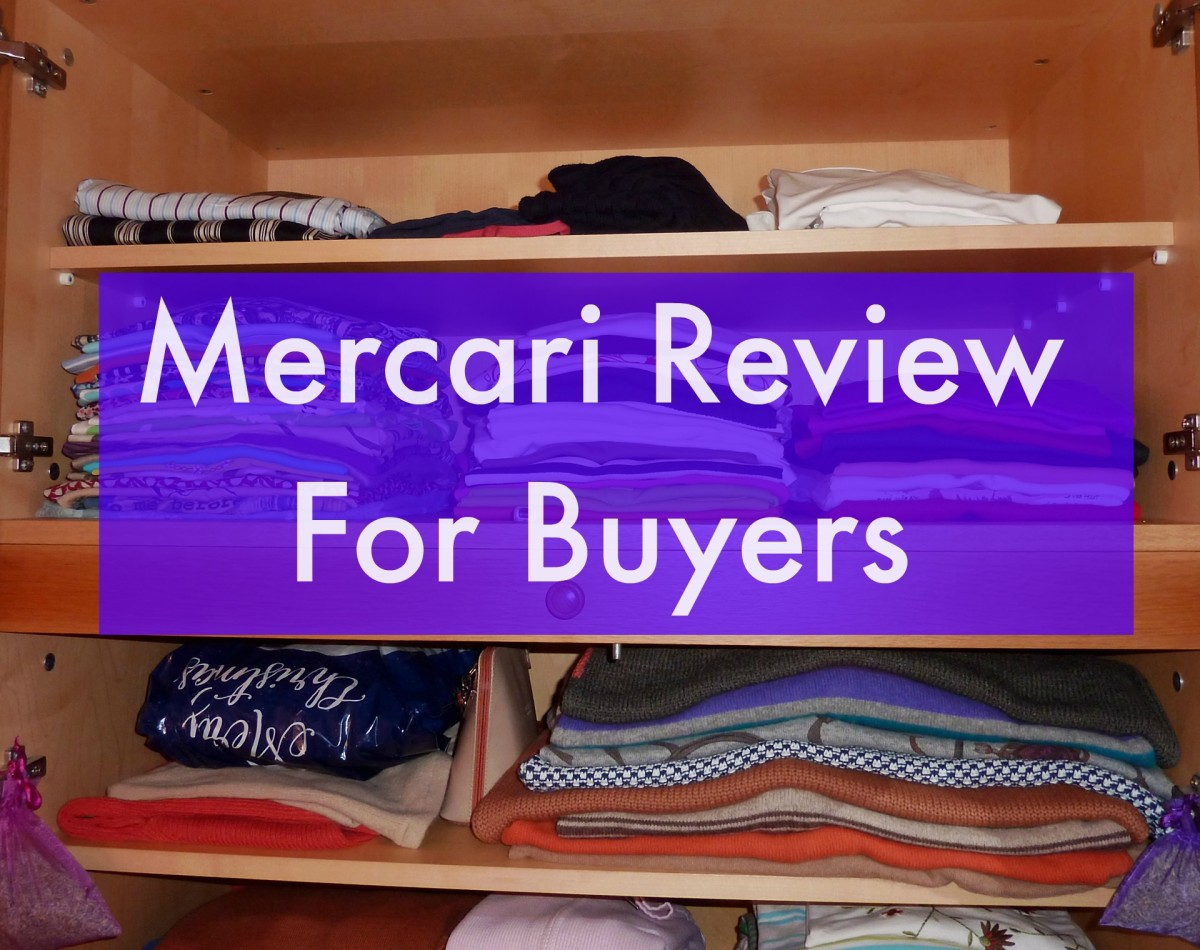 Mercari Review - for Buyers