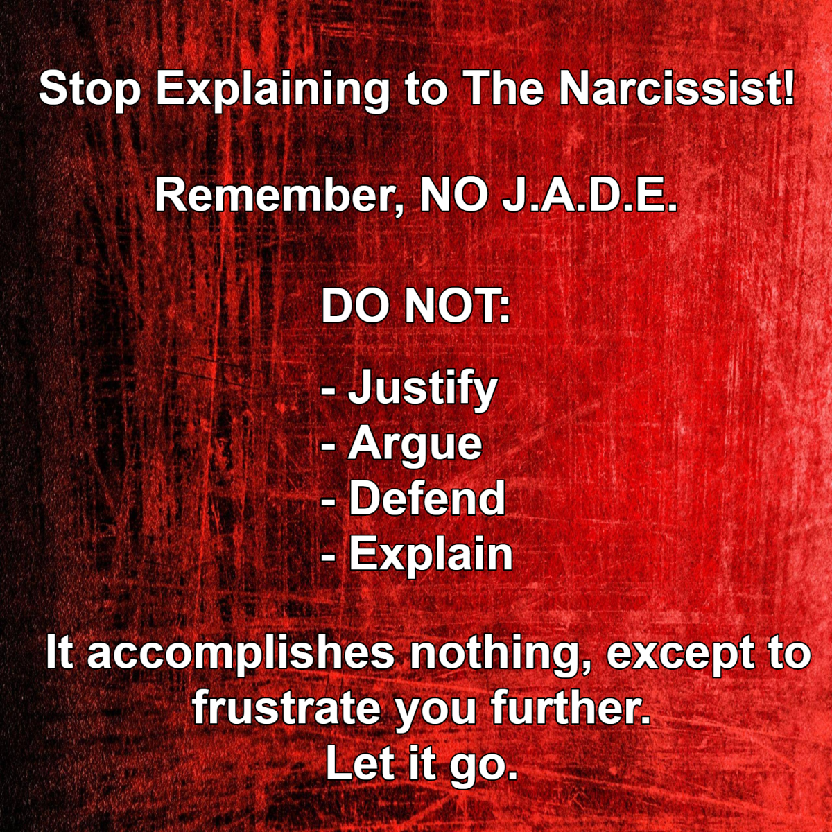Narcissism and Personality Disorders - Page 2 | PairedLife