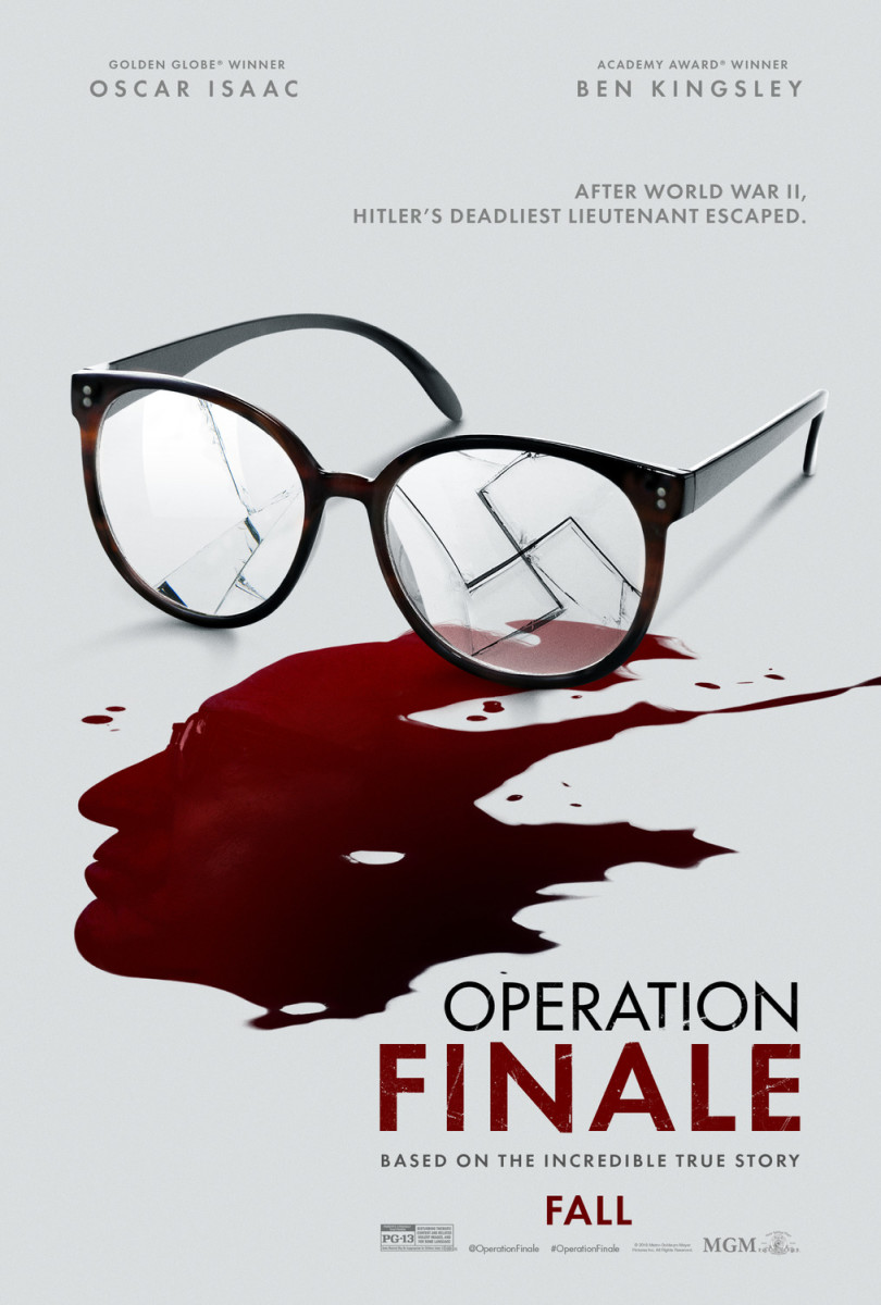 "Movie Review: ""Operation Finale"""