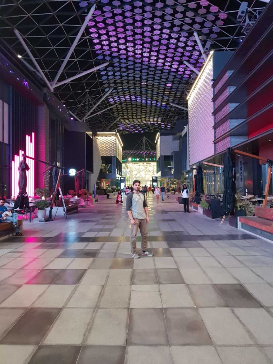 Why You Should Visit the City Walk in Dubai