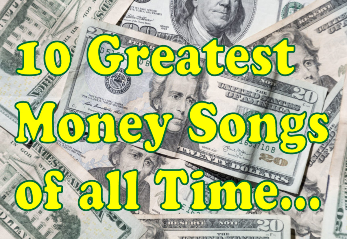 10 Solid Gold Songs About Money