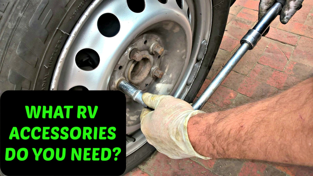 Travel Only With the RV Accessories You Need