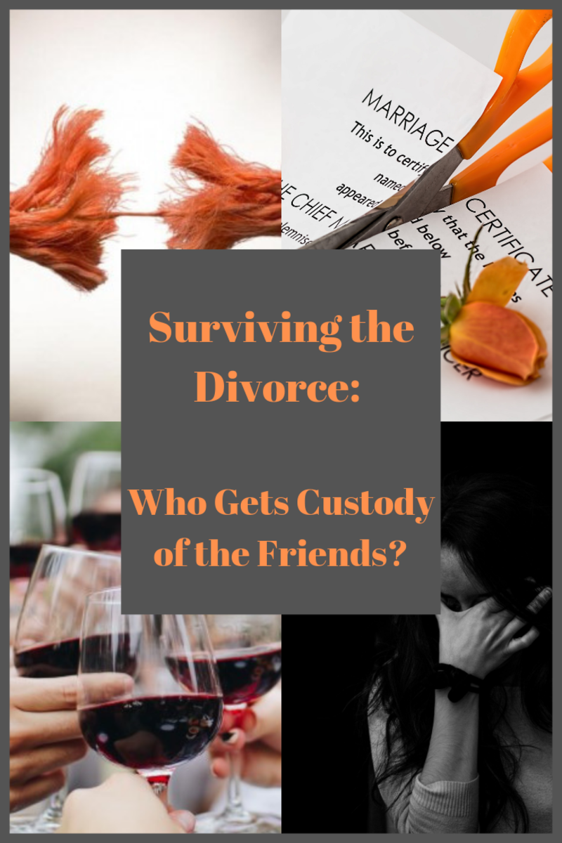 Surviving the Divorce: Who Gets Custody of the Friends?