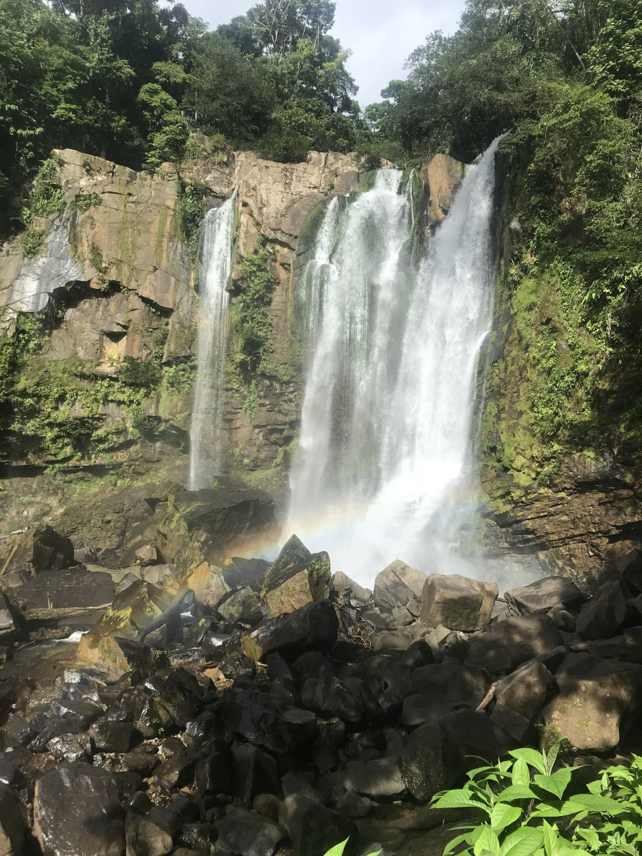 Nauyaca Waterfalls, Costa Rica