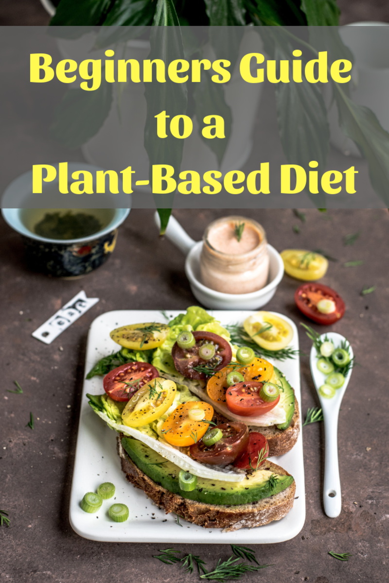 Starting a plant-based diet isn't as hard as it may seem.