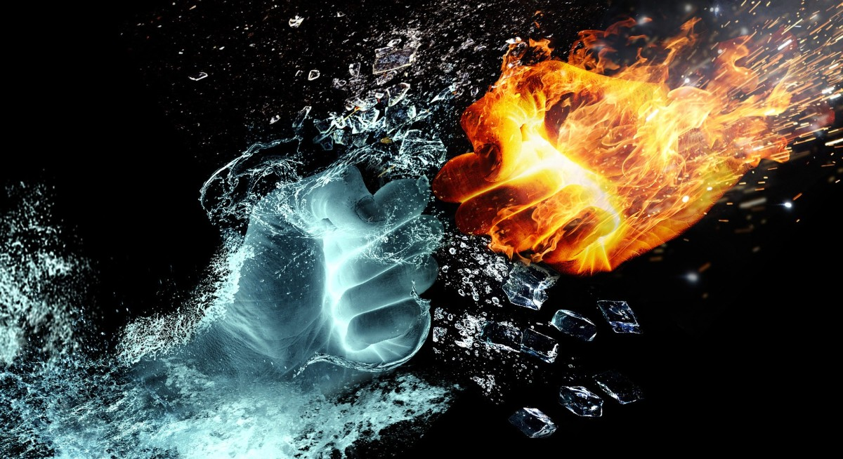 Do Not Throw Gasoline into the Fire