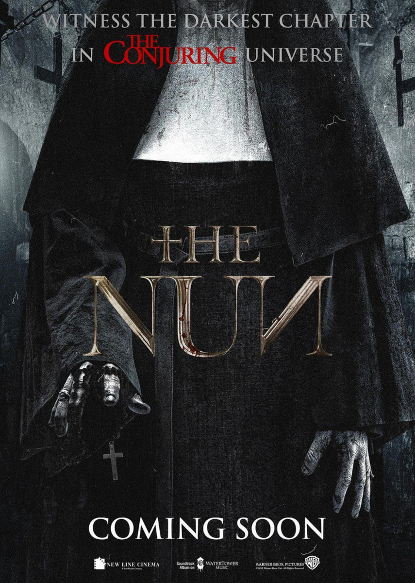 New Review: 'The Nun' (2018)