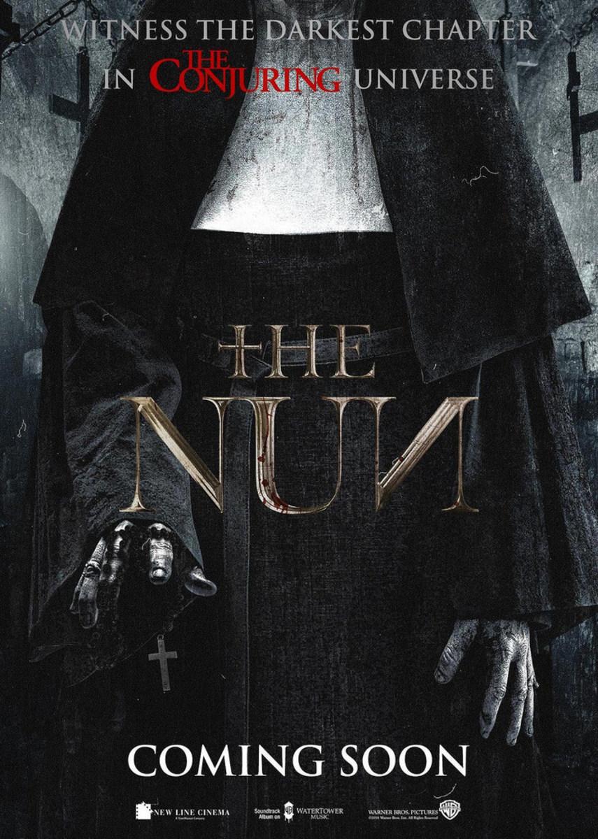 New Review The Nun 2018 Reelrundown Entertainment