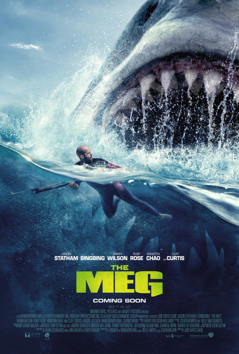 "Movie Review: ""The Meg"""