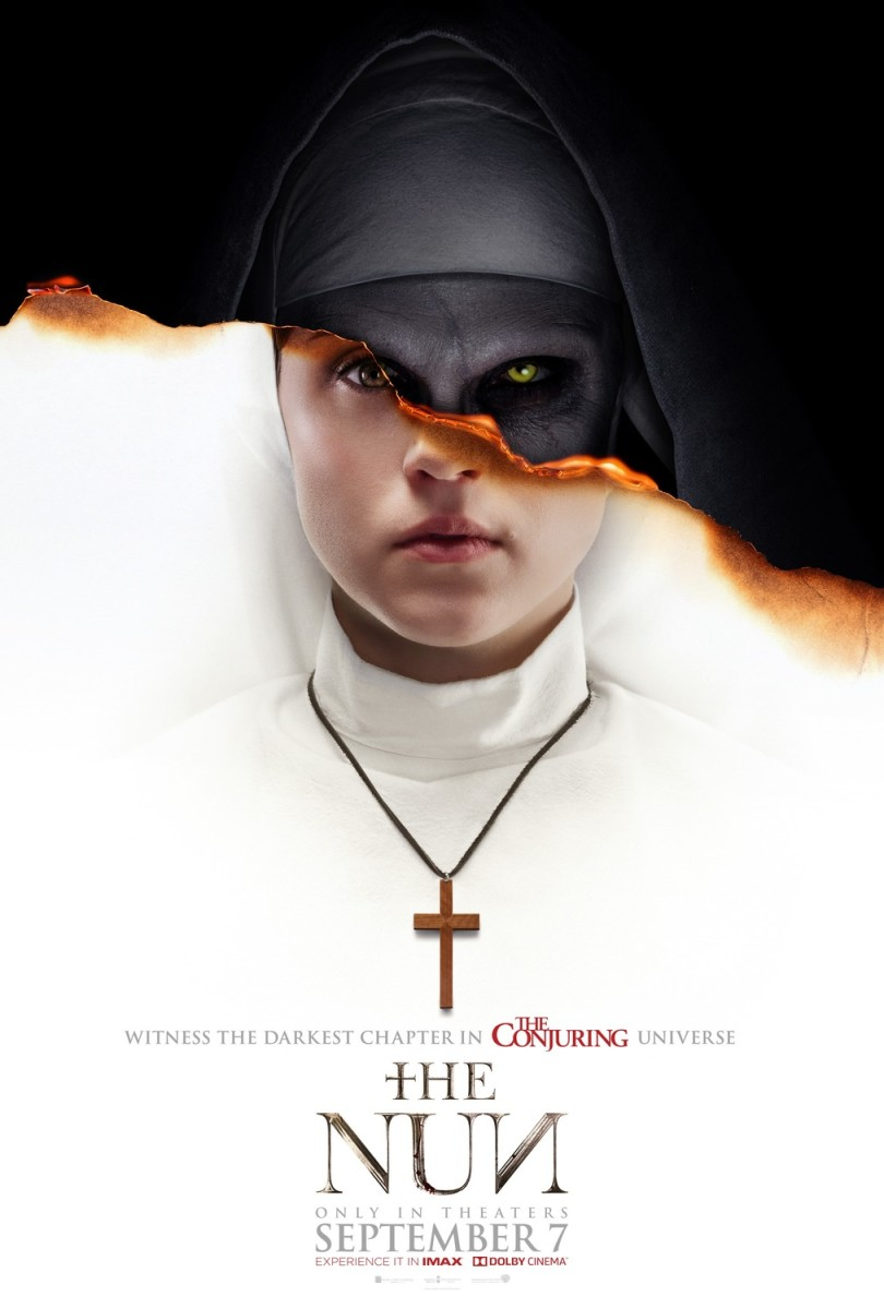 "Movie Review: ""The Nun"""