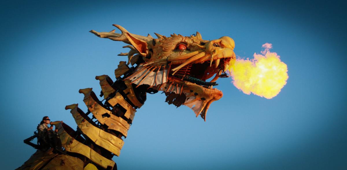 Dragons in Greek Mythology