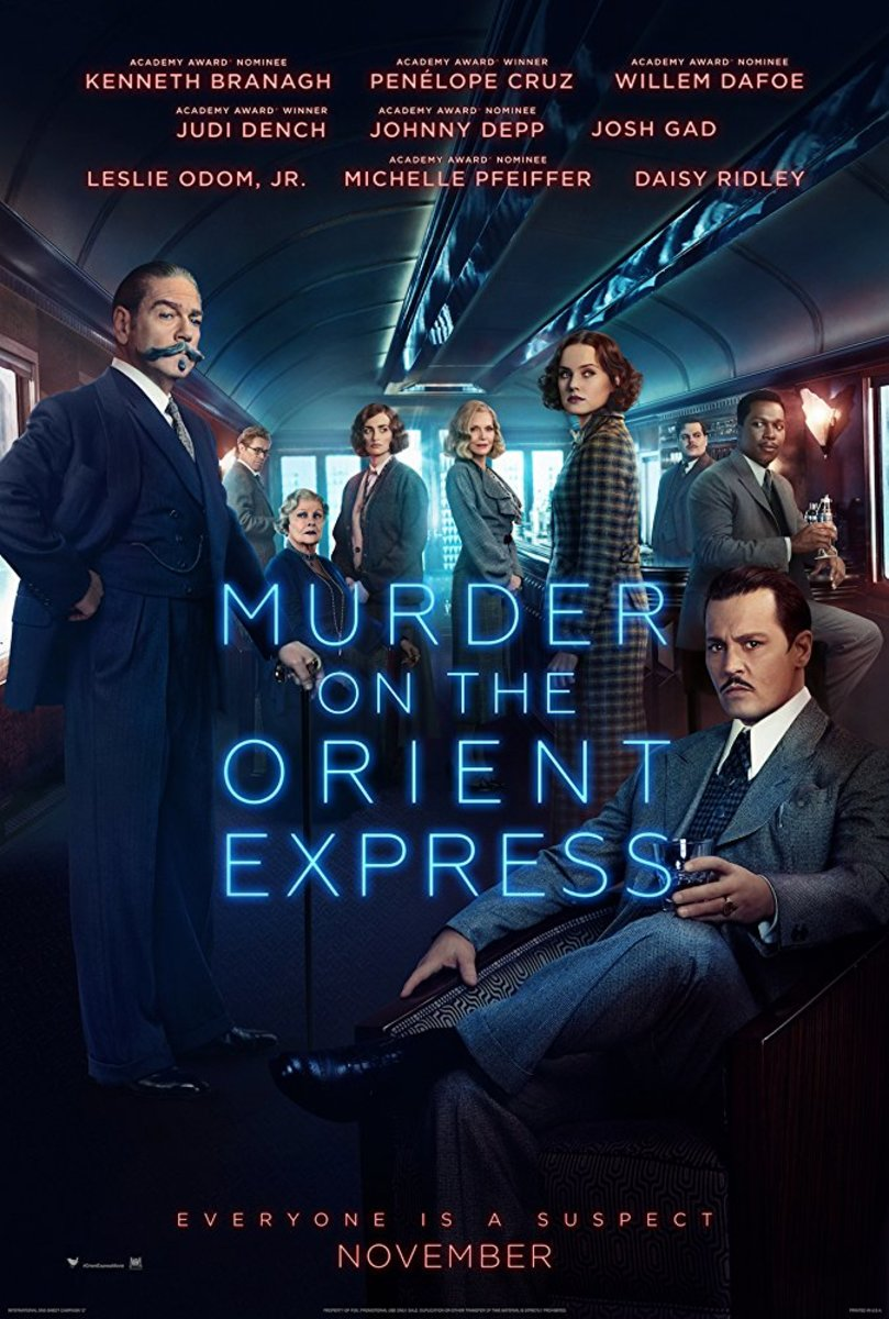 Agatha Christie Adaptations: Murder on the Orient Express vs. Crooked House