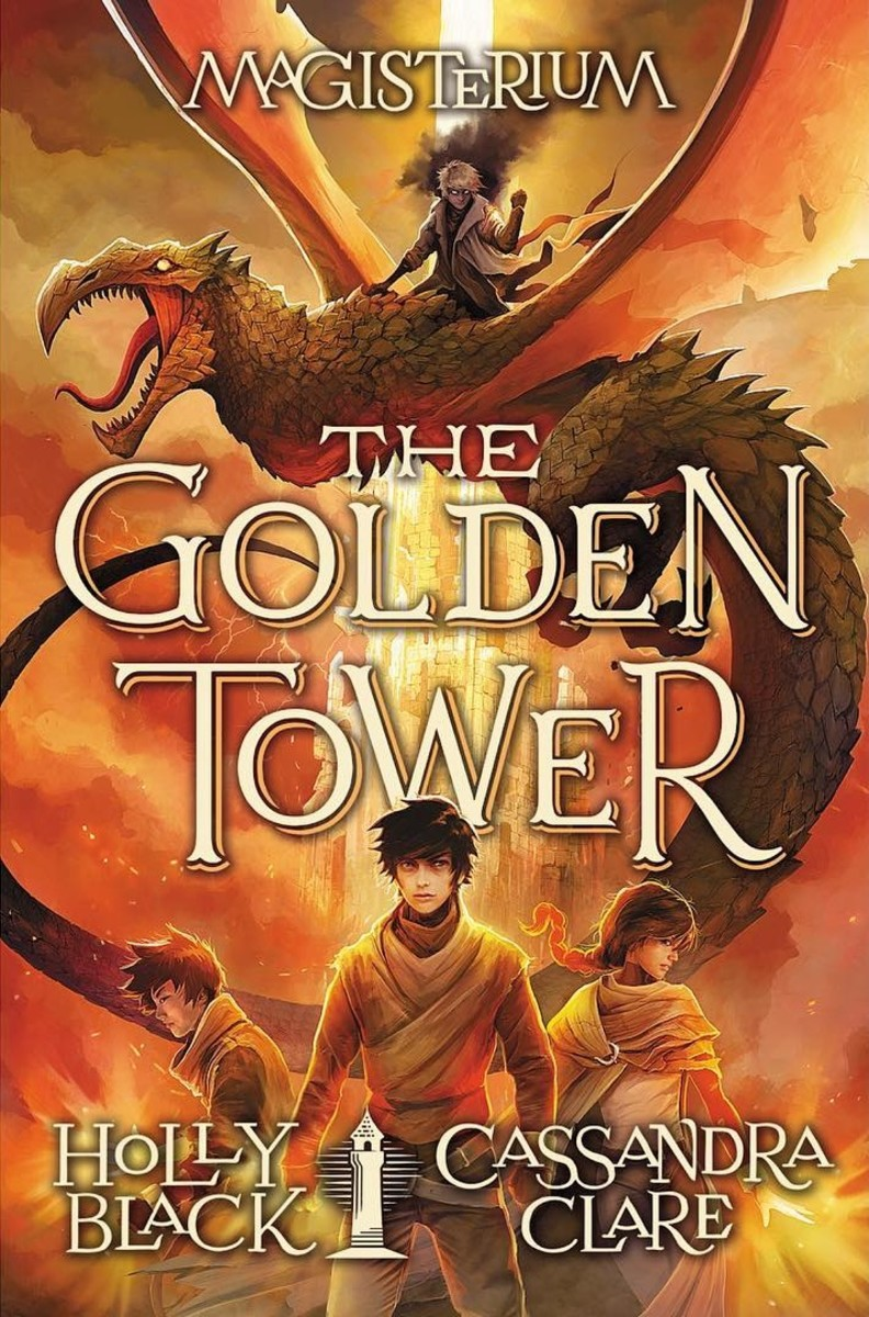 The Golden Tower by Holly Black & Cassandra Clare