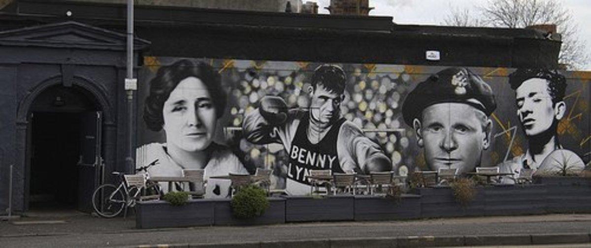 Johnny Ramensky: Scottish Hero and Villain