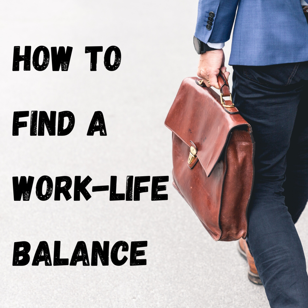 How to Find the Work-Life Balance You've Been Missing