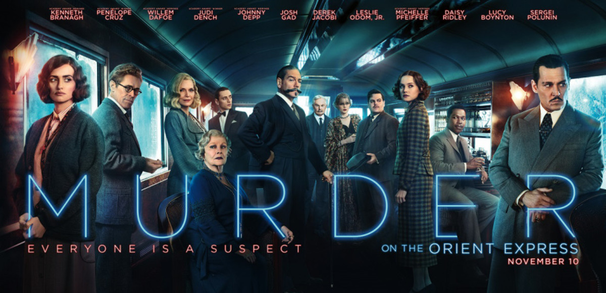 2018's Murder on the Orient Express