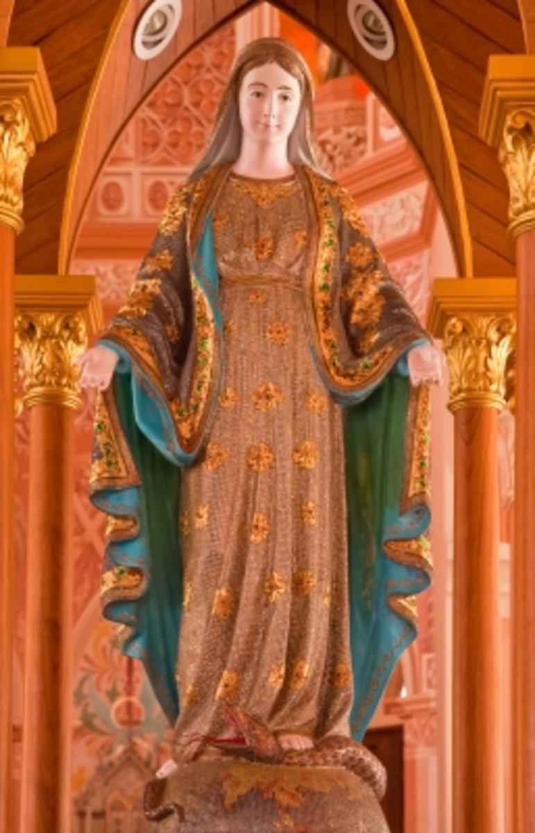 Jesus the Mediator, Mary the Mediatrix of all Graces