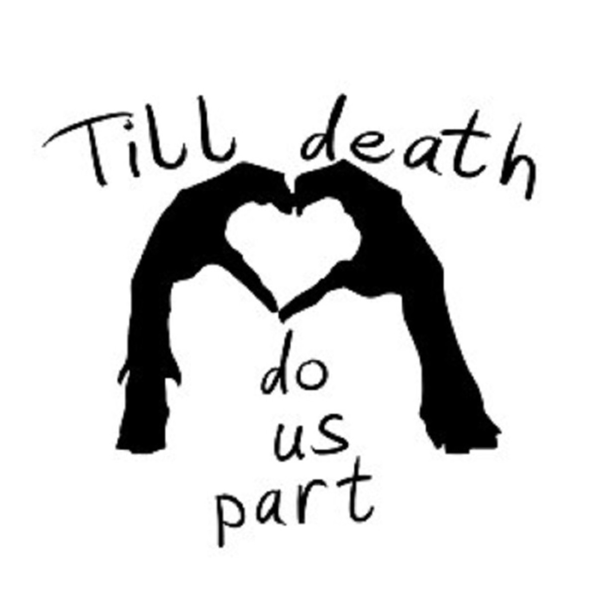 Till Death Do Us Part; A Story of Mystery and Intrigue Part 2