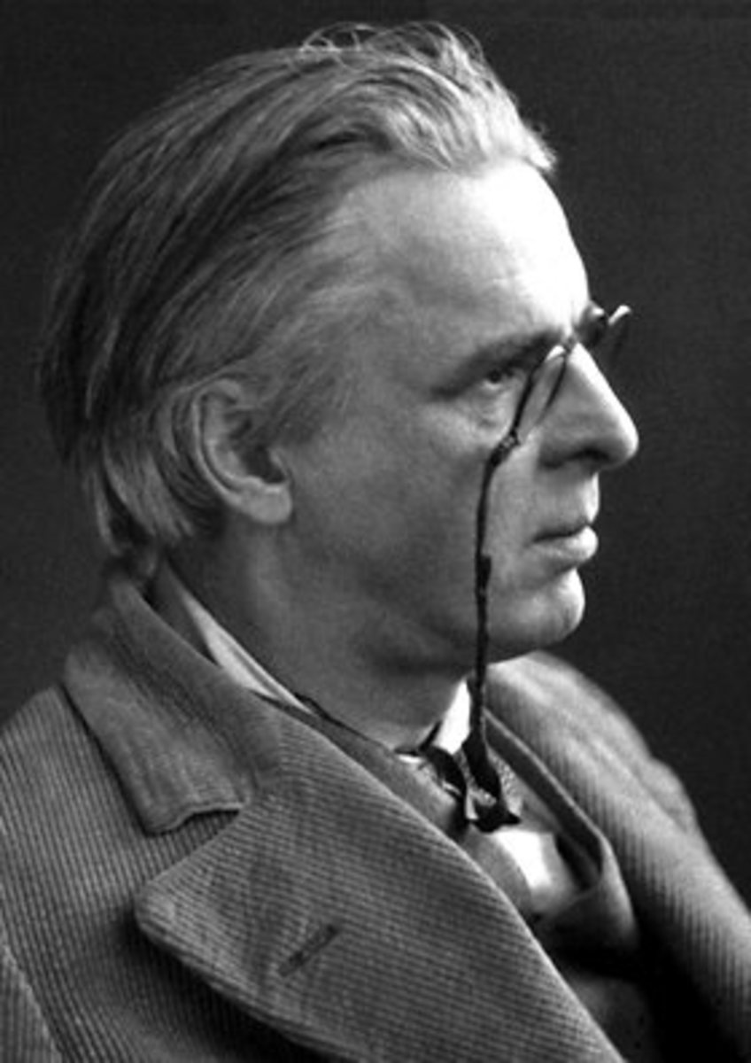 Analysis of the Poem Byzantium by W.B.Yeats