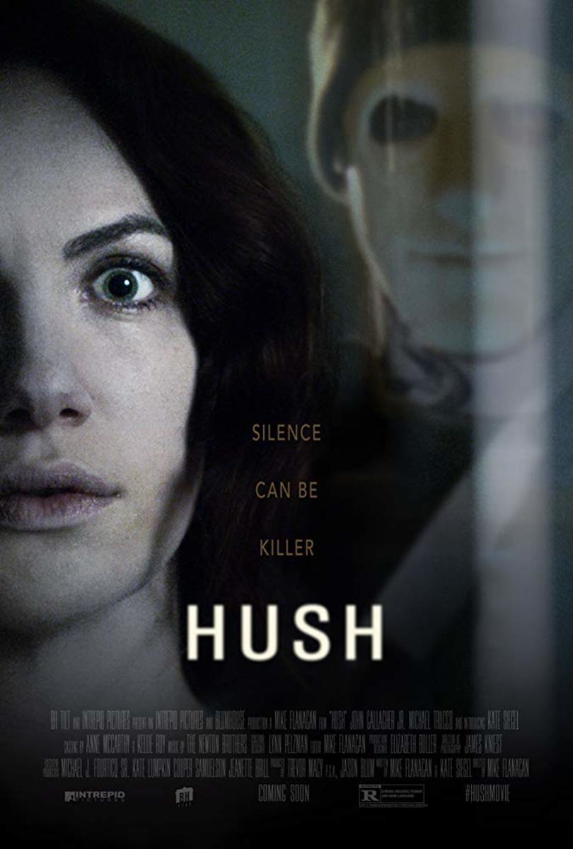 Hush 2016 #Hush